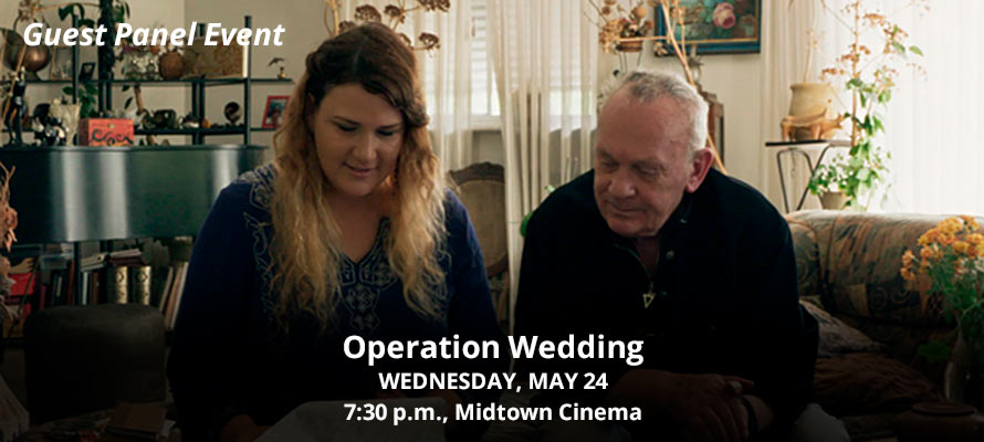 Guest Panel Event: Operation Wedding