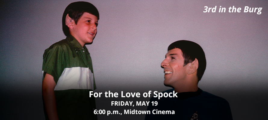 3rd in the Burg: For the Love of Spock