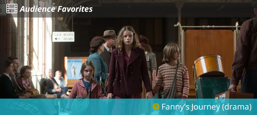 Audience Favorites - Fanny's Journey (drama)