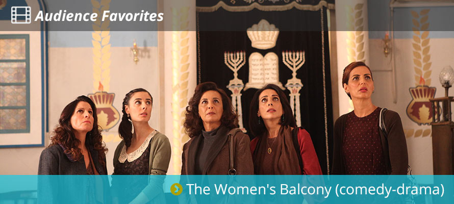 Audience Favorites - The Women's Balcony (comedy-drama)
