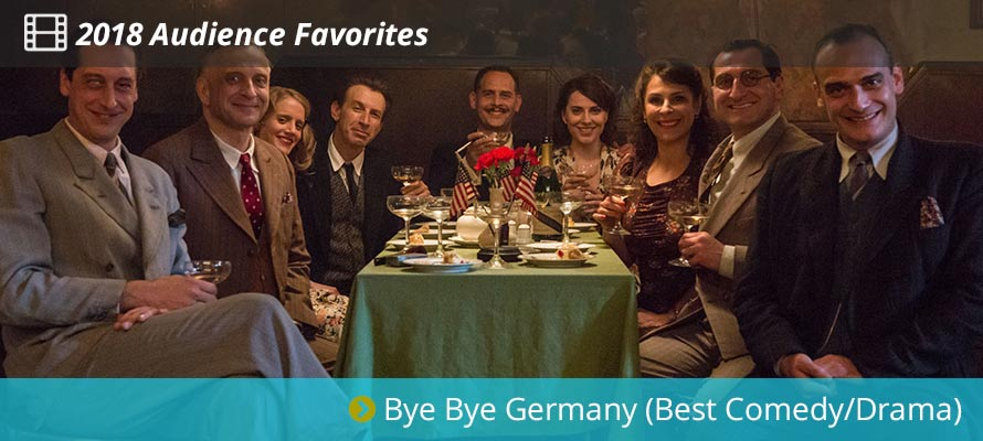 "Best Comedy/Drama - ""Bye Bye Germany"""