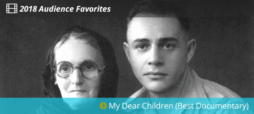 "Best Documentary - ""My Dear Children"""