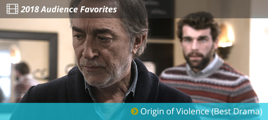 "Best Drama - ""Origin of Violence"""