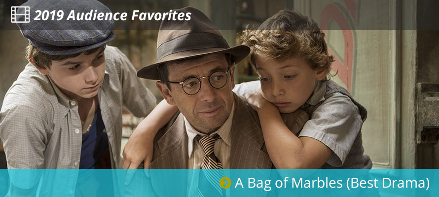 2019 Audience Favorites - A Bag of Marbles (Best Drama)